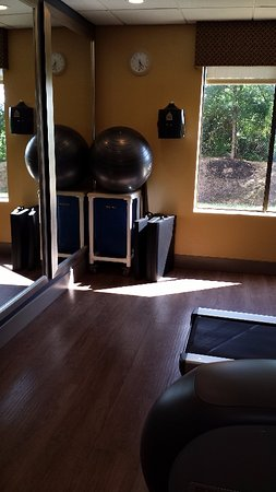 Holiday Inn Express Hotel & Suites Columbia East - Elkridge: Some extra gym equipment