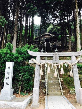 Tsukiyomi Shrine: 階段!