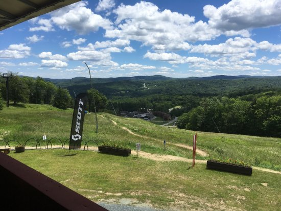 Ludlow, VT: Evolution Bike Park