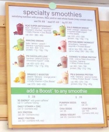 Jamba Juice - Picture of Jamba Juice, Anaheim - TripAdvisor