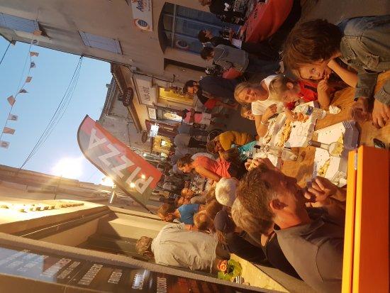 Mallemort, Francia: Pizza Malia