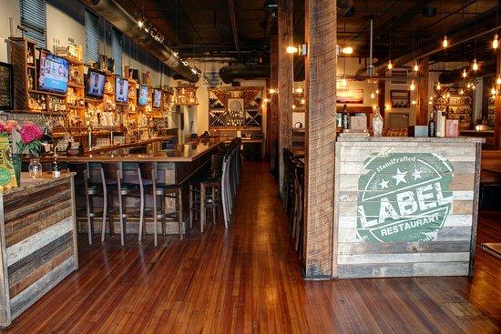 Label Restaurant, Johnson City - Restaurant Reviews, Phone ...