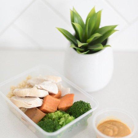 Belmont, Australia: Chicken Breast meal
