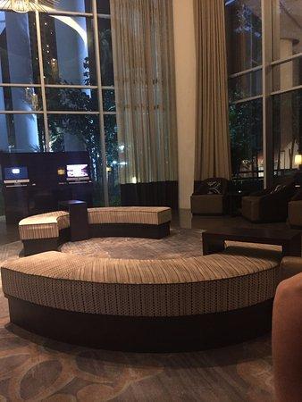 Ascott Kuala Lumpur : The lobby