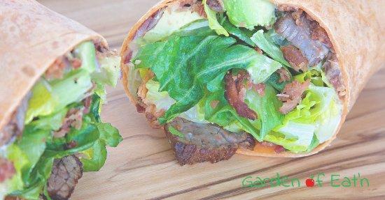 Auburn, CA: Tri Tip Bacon Wrap