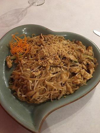 Thai angel restaurant islandia omd men om restauranger for Angel thai cuisine