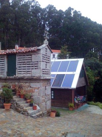 casa da sebe: Cabaña