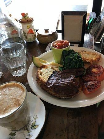 Marrickville, Australia: Vegan Big Breakfast