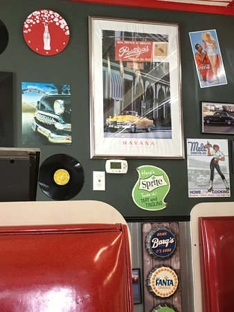 Pop's Diner: Nostalgia!