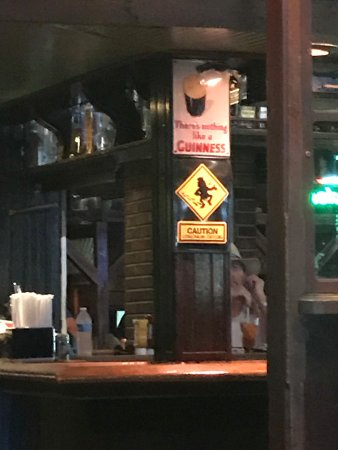 O'Keefe's Tavern & Restaurant: That's right, there is nothing like a .......