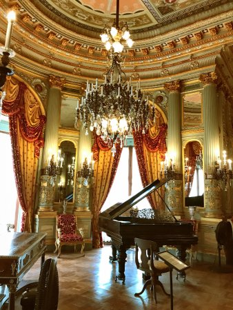 salle de musique picture of the breakers newport tripadvisor. Black Bedroom Furniture Sets. Home Design Ideas