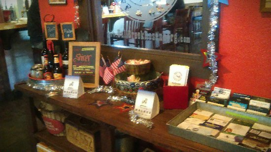 Rosenberg, TX: Bull Creek Cafe & Grill