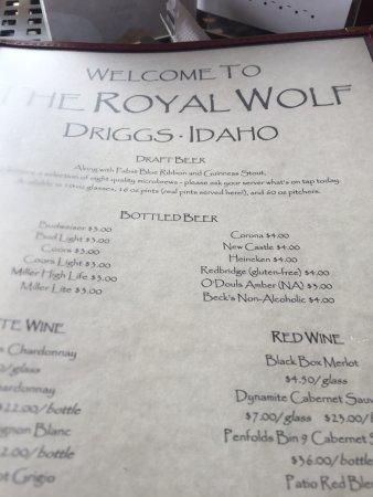 Foto de The Royal Wolf