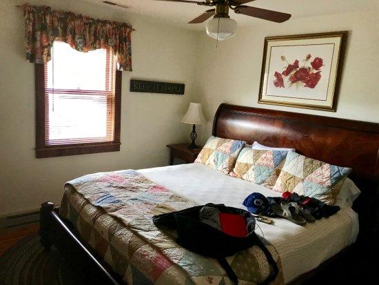 Millboro, VA: Great Bed!!