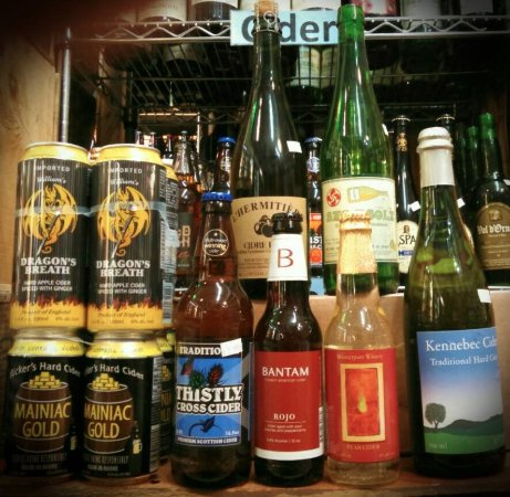 Public Market House: Bow Street Beverage, Wine, Beer & Spirits