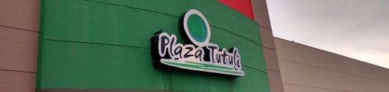 Ciudad Obregon, Mexico: Logotipo Plaza Tutuli