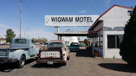 Wigwam Motel: So iconic!!!