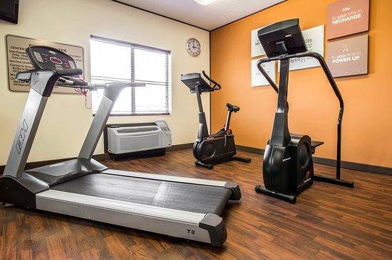 Tn Fitness Picture Of Comfort Suites Johnson City Tripadvisor