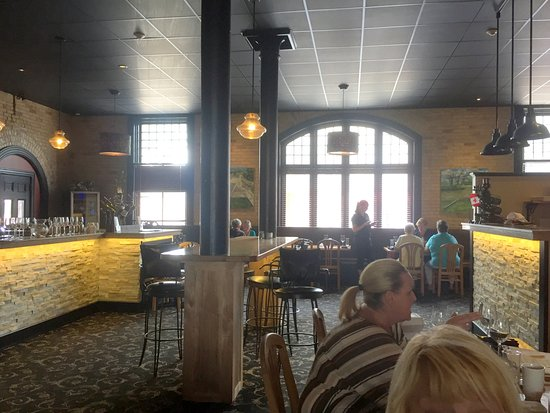Strathroy, Canada: The main dining room