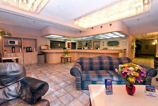 Elko, Невада: Hotel Lobby