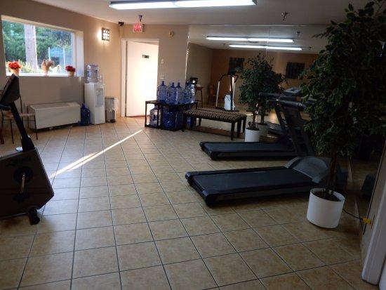 Herkimer, Estado de Nueva York: Fitness room