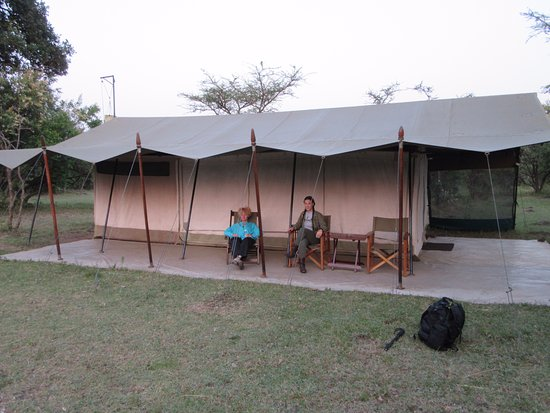 "Mara Siria Camp: Our ""front porch"""