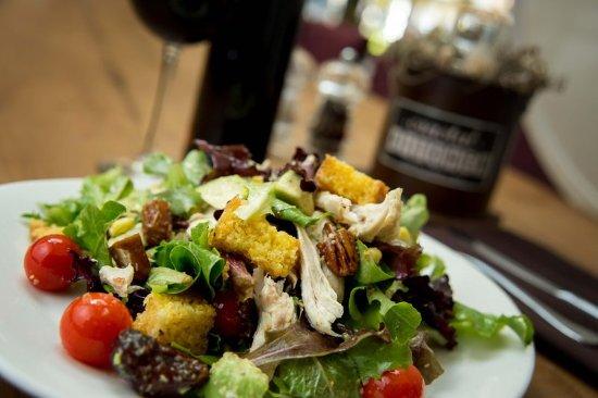 Del Mar, CA: Cobb Salad - Coastal Kitchen