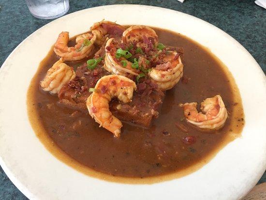 Arcadia, FL: Shrimp and Grits