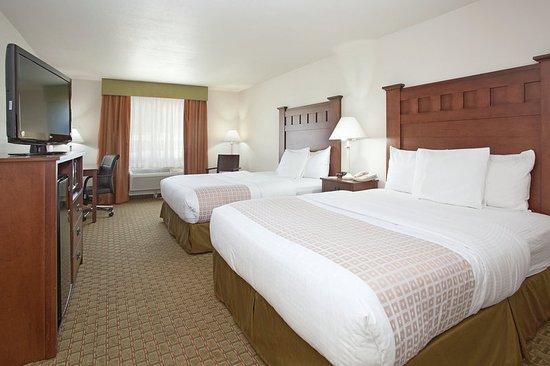Grants Pass, Oregón: Double Queen Guest Room