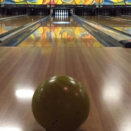 Coquitlam, Kanada: Beautiful State of the Art Bowling Alley