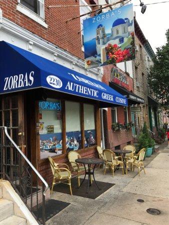 Zorba's Tavern: Zorba's