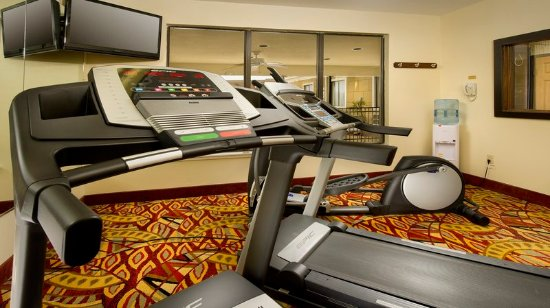 Mount Pleasant, TX: How about taking a job in our Climate Controlled Fitness Center