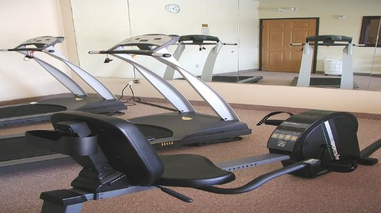 Mount Pleasant, TX: Fitness Center