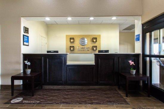 Comfort Inn Amp Suites Deming New Mexiko Omd 246 Men Och