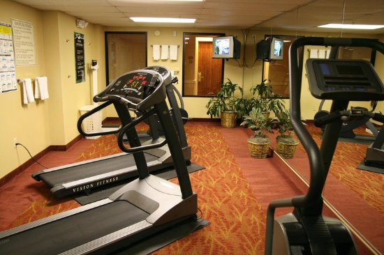 Humble, TX: Fitness Room