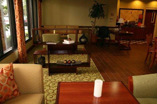 Humble, TX: Lobby Seating