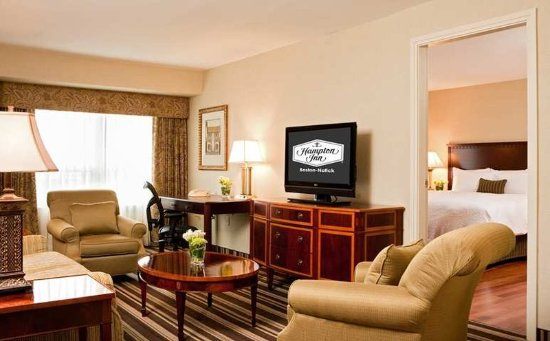 Natick, MA: King Suite