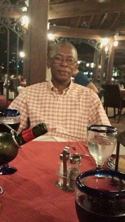 Simpson Bay Resort & Marina: Dining at the restaurant