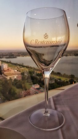 """Ultimate """"dinner with a view"""" dining experience"""