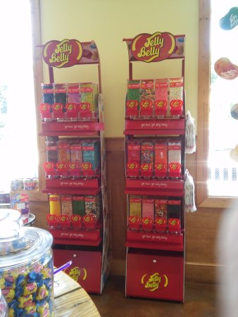 Sweets and Ices: Best Jelly Belly selection Within 50 miles