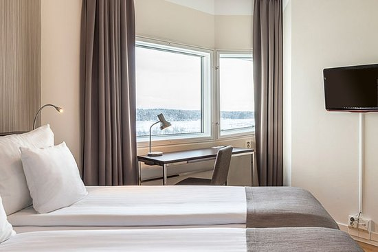 Quality Hotel Airport Arlanda: Guest room