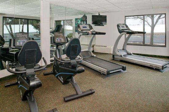 Coralville, IA: Fitness Room