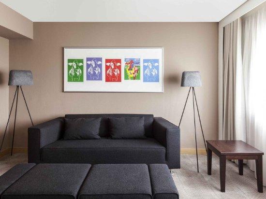 諾富特阿姆斯特丹城市酒店照片