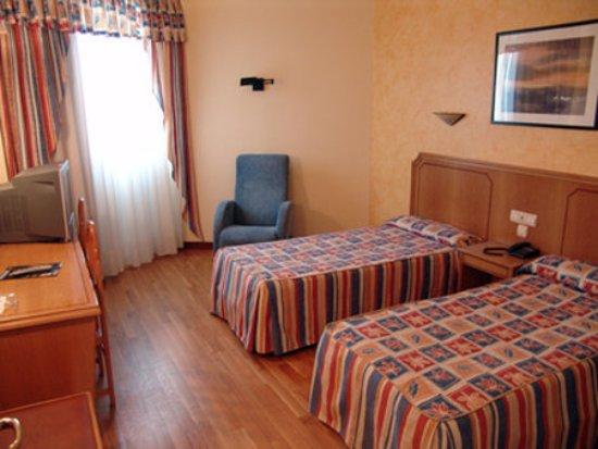 Rubena, Spain: Guest Room