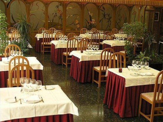Rubena, Spain: Restaurant