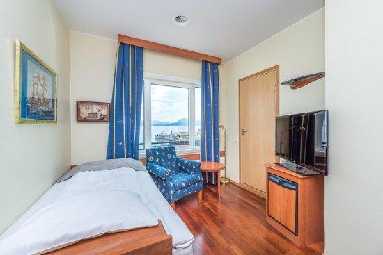Harstad, Norway: Standard Room Single