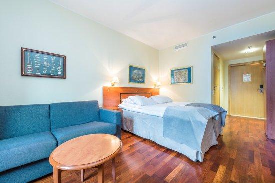 Harstad, Norway: Standard Room Twin