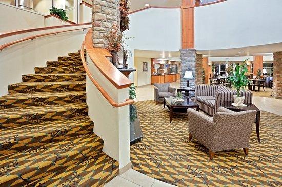 Nampa, Idaho: Hotel Lobby