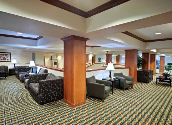 Nampa, Idaho: Lobby Lounge
