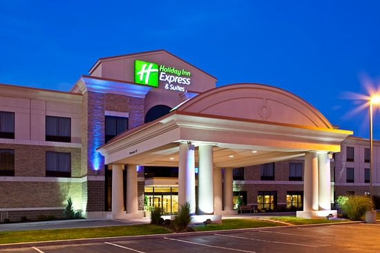 Seymour, Индиана: Hotel Exterior